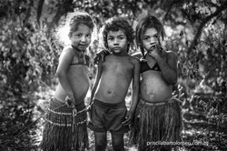 Indios Pataxó - Bahia - Brasil