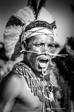 Pataxó - Jogos indígenas
