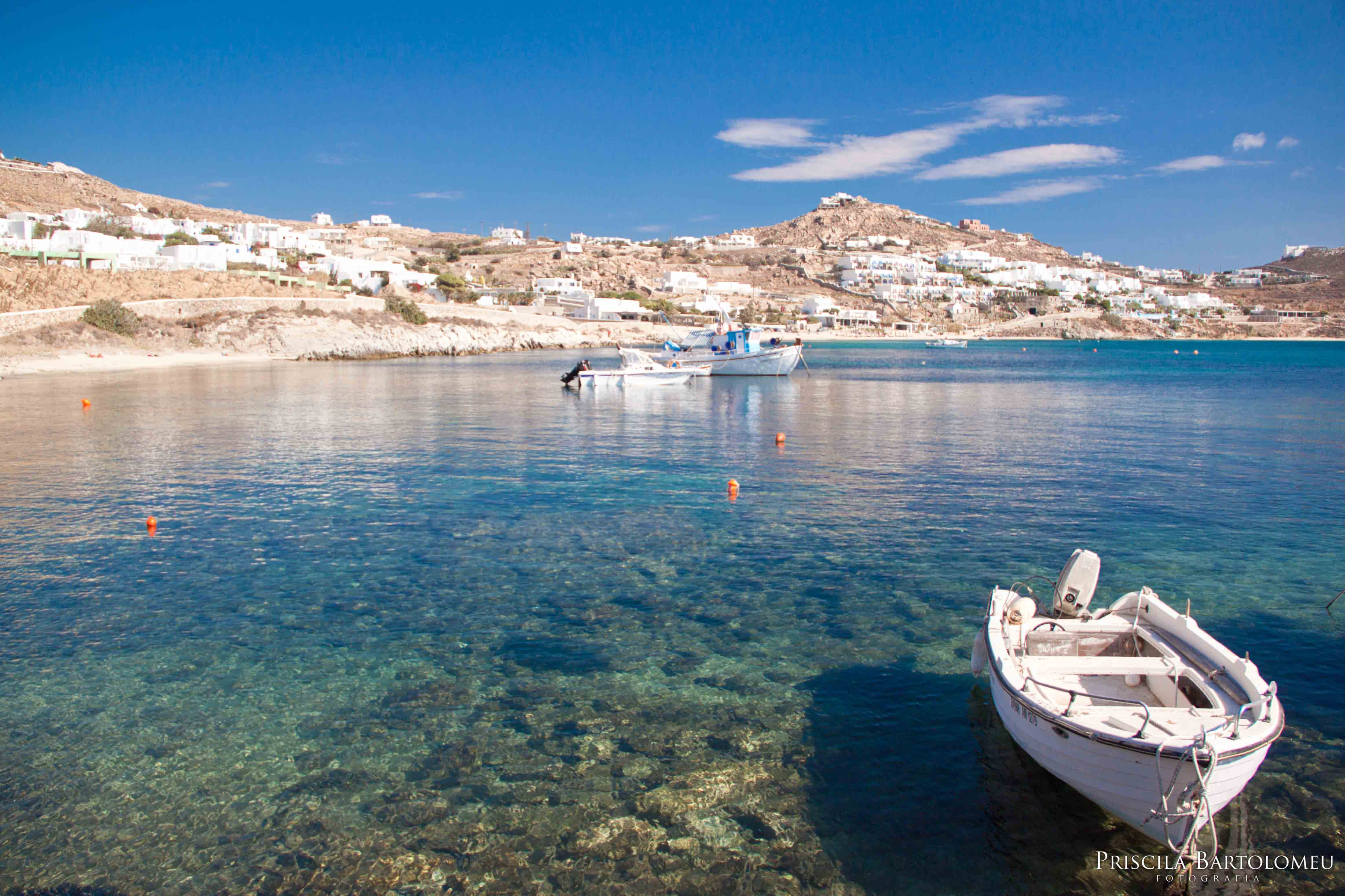 Grécia - MIkonos