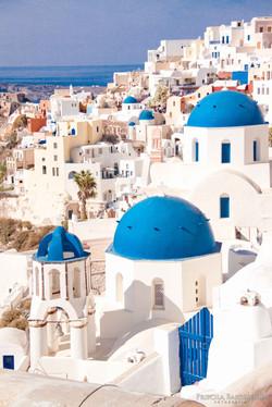 Grécia - Santrini
