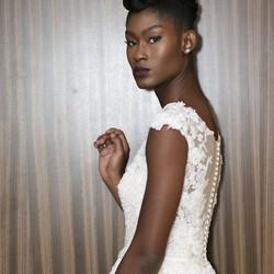 Glowing Bride...