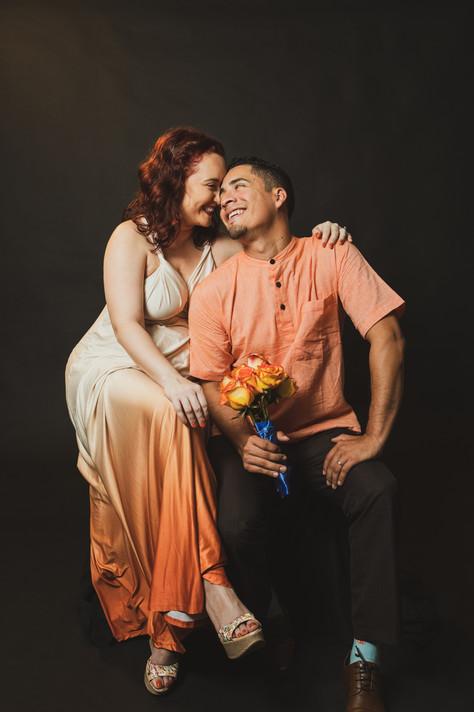 Patricia y Sajo