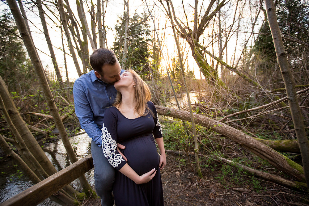 Seattle Maternity Photographer