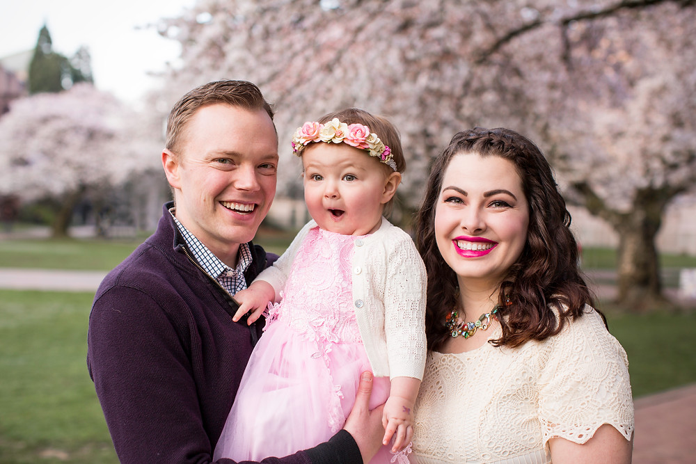 Seattle Family Photos