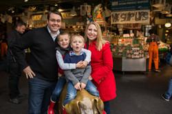 Seattle family portraits