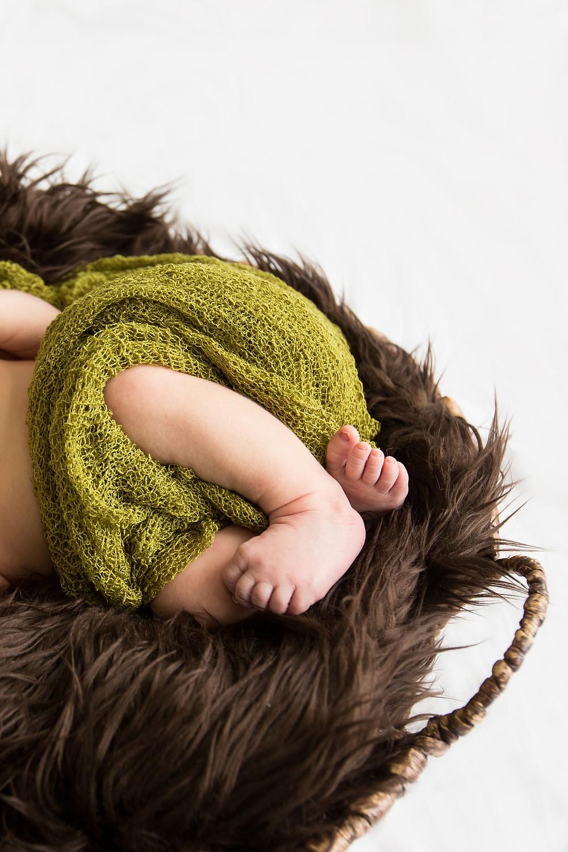 Seattle Newborn Photographer