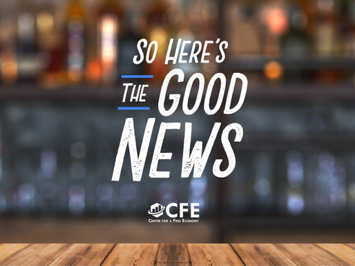 """CFE Launches Video Series """"So Here's The Good News"""""""