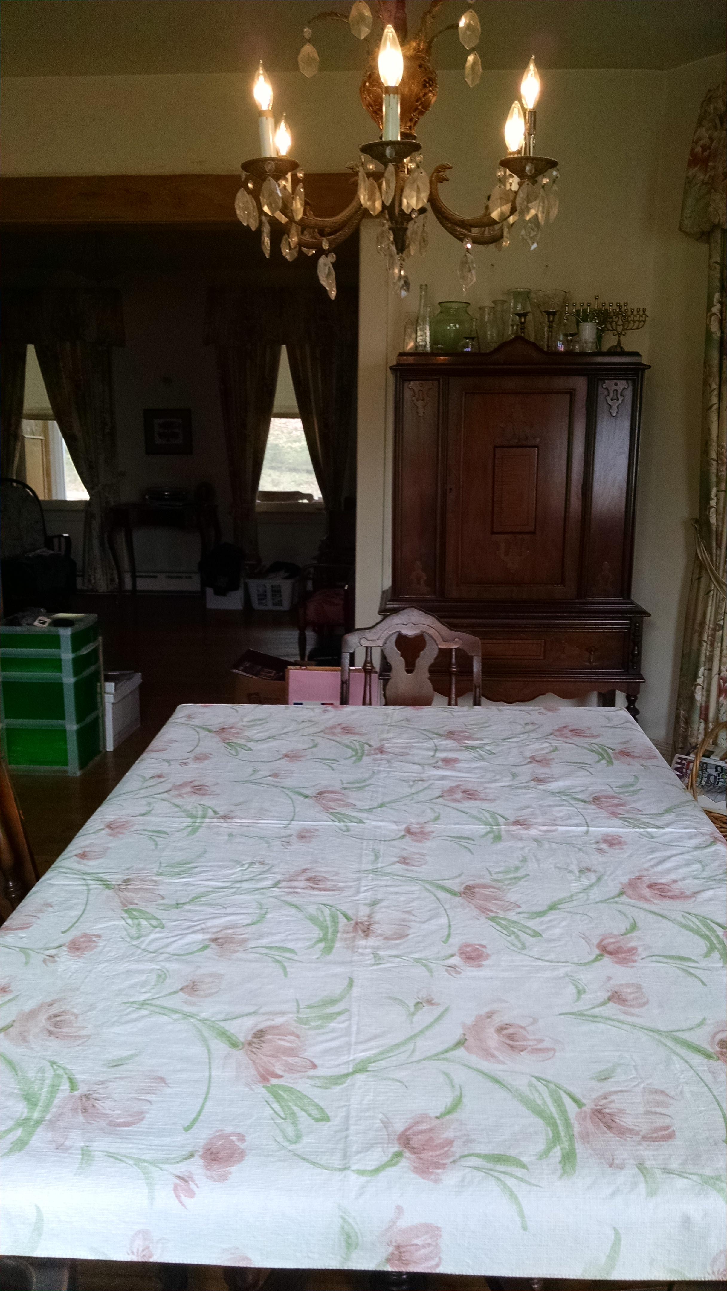 Dining Room Table (After)