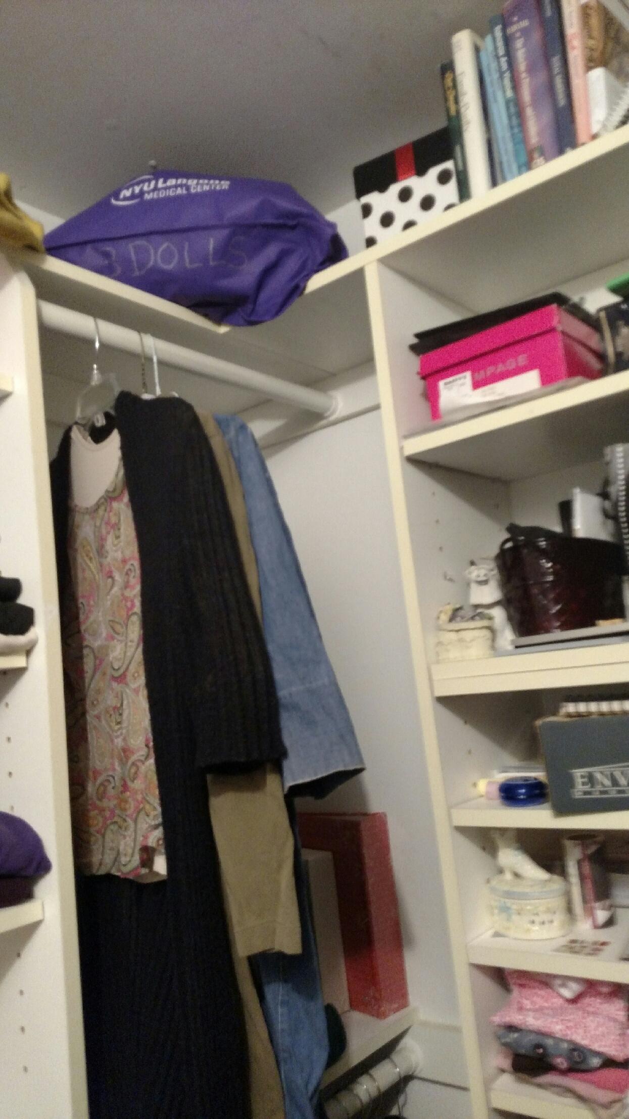 Closet (After)