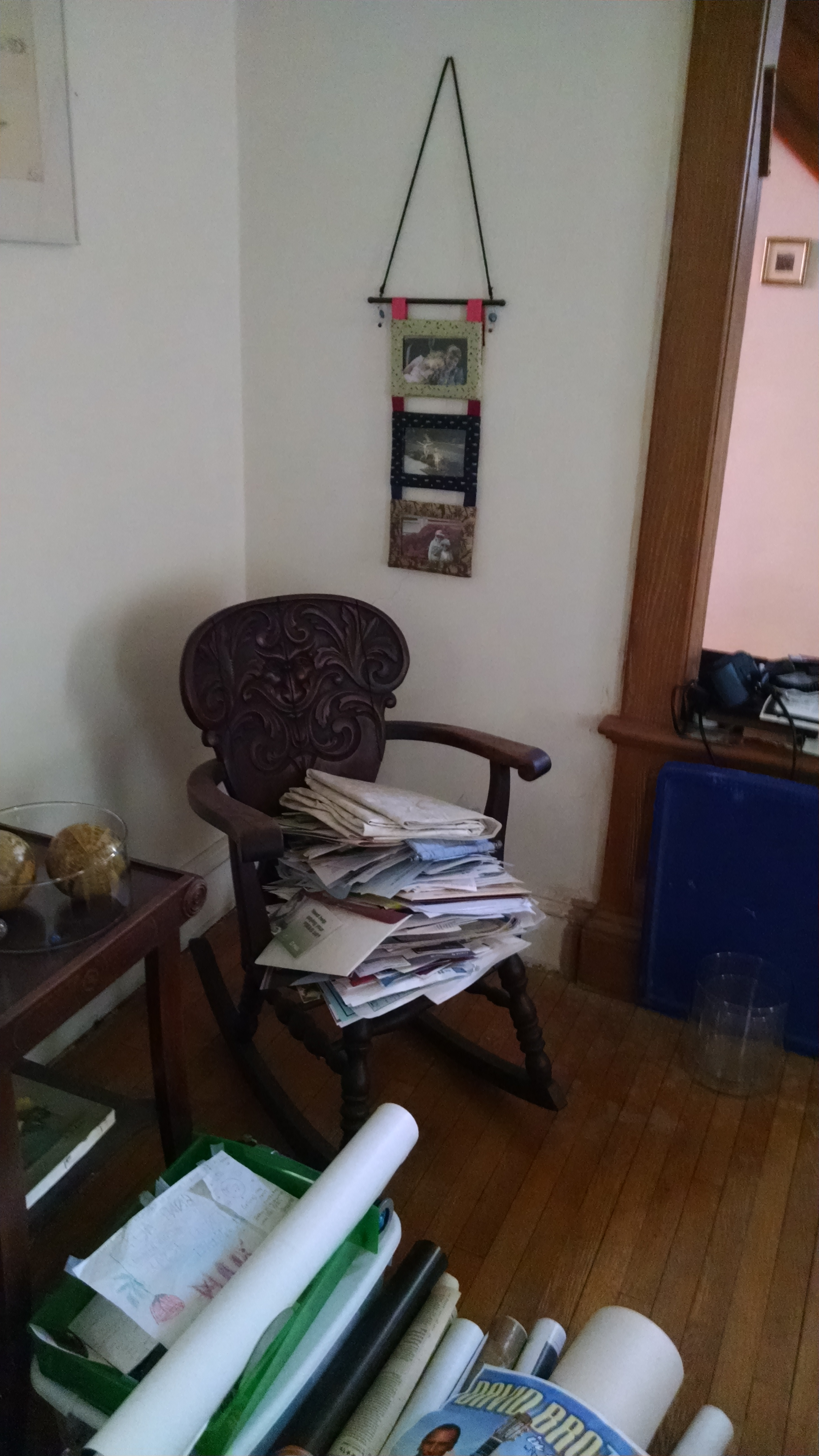 Armchair (Before)