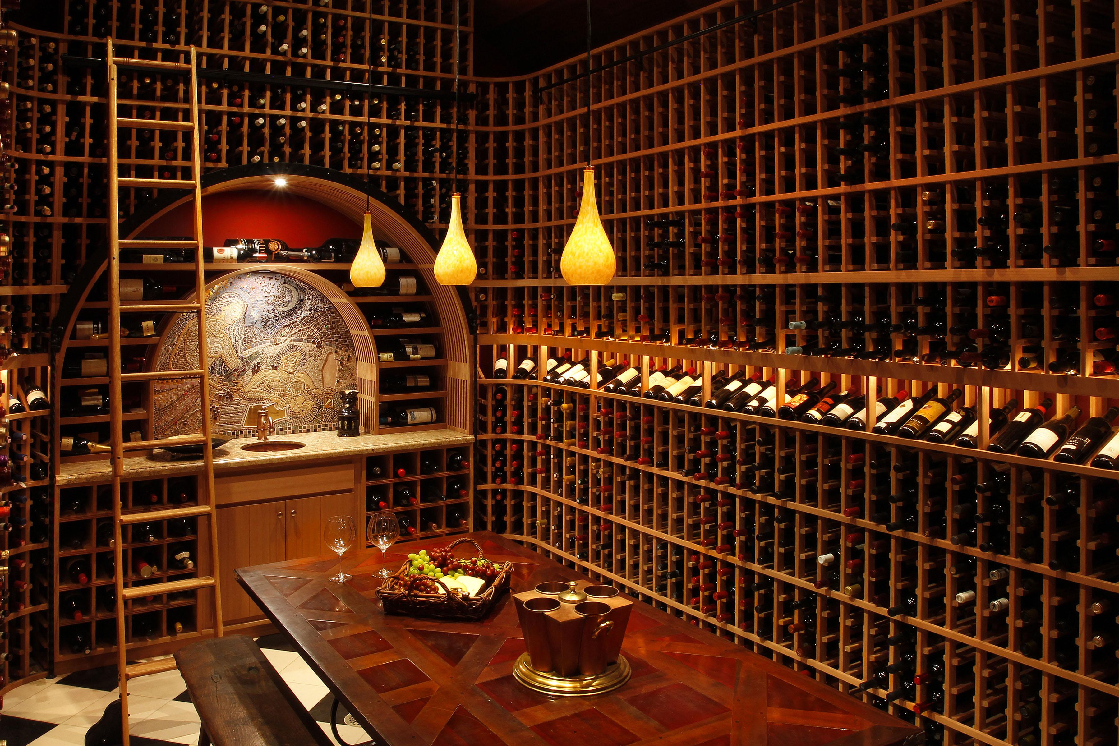 C03 -  27 - Wine Cellar Lower Floor Leve