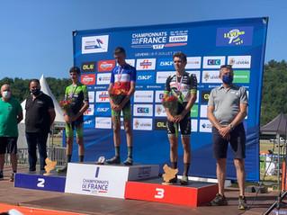 Quentin Luchini : 🥉3ème aux Championnats de France