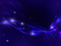 estrelas violetas