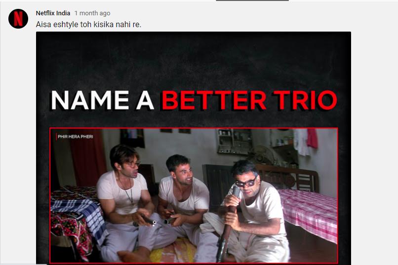 Netflix marketing strategy in India