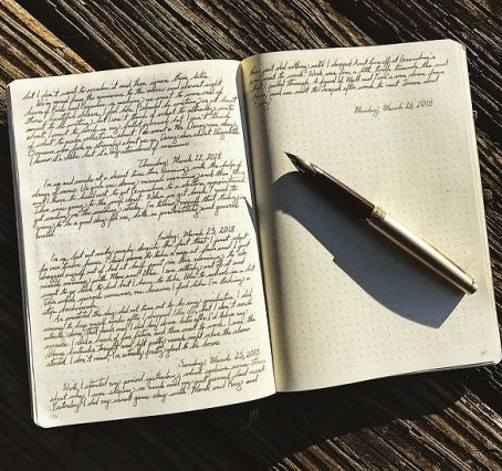 Mental Health and more: Writing should be part of your healing process