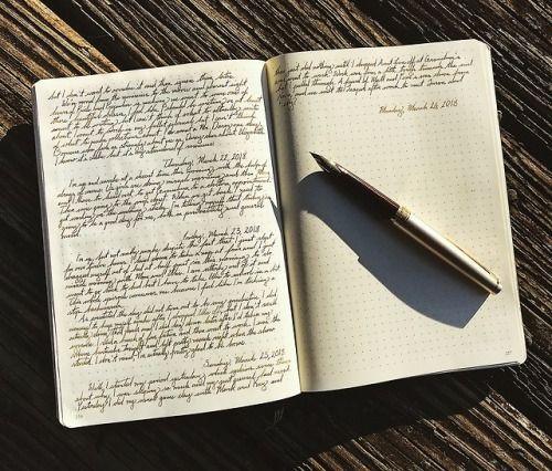 Writing Mental health healing