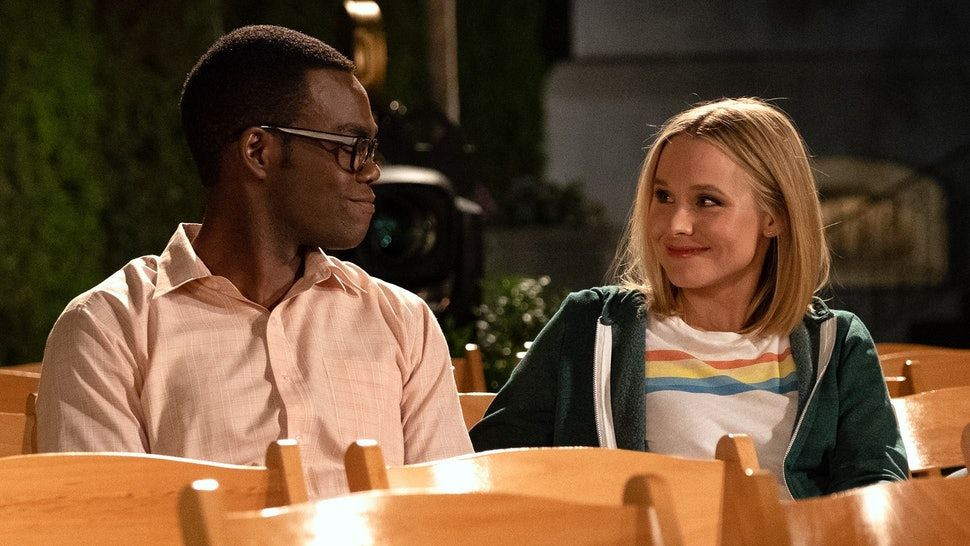 2020 favourite shows - the good place