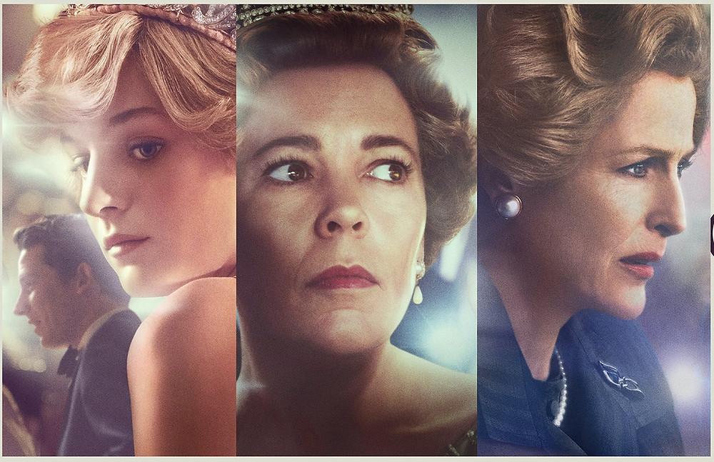 Golden Globe Awards 2021 The Crown