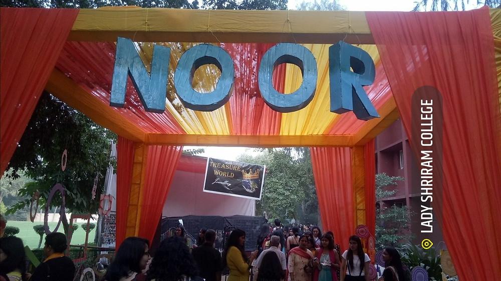 fest Noor Delhi University