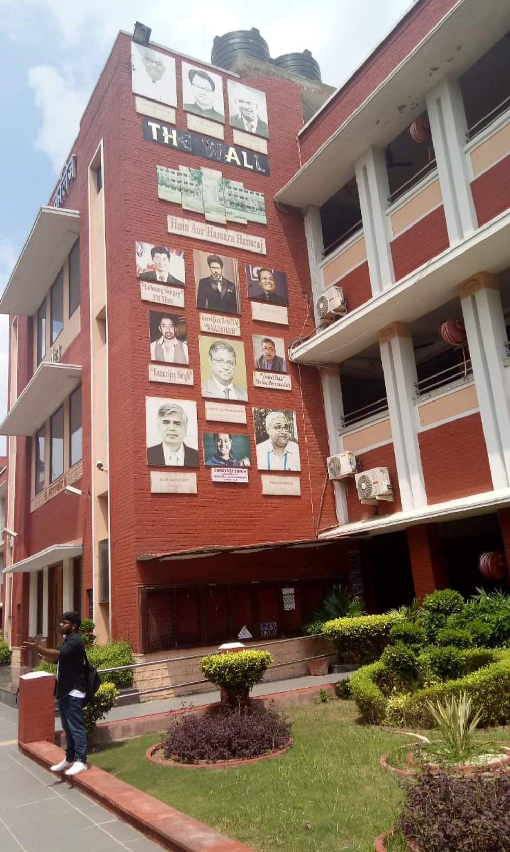 Hansraj college DU Fests