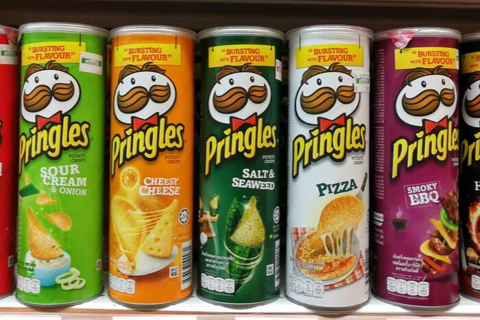 why are pringles expensive/ costly
