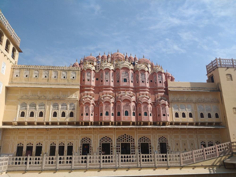 Things to do Jaipur, Rajasthan - hawa mahal