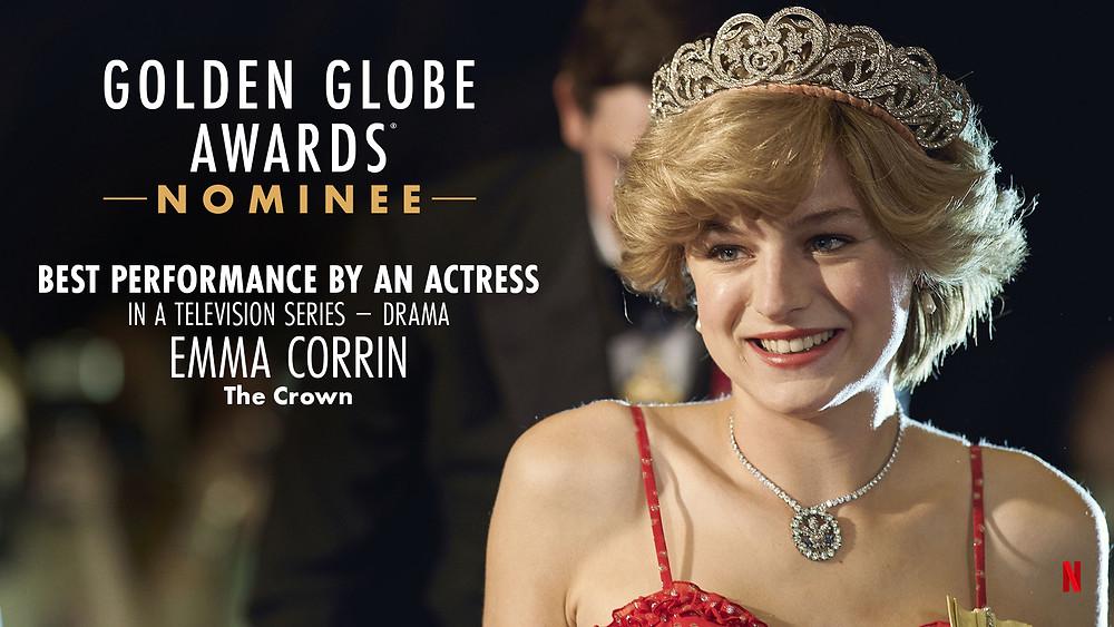 Golden Globe CROWN