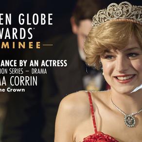 "Netflix dominates the 2021 Golden Globes , ""The Crown"" lands 6 nominations!"