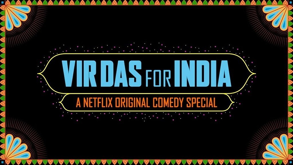 Vir Das for India Netflix