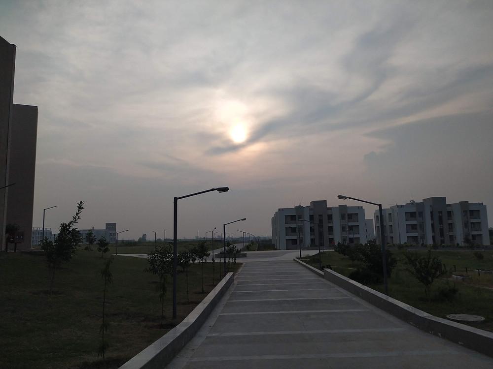 IPM IIM Rohtak campus