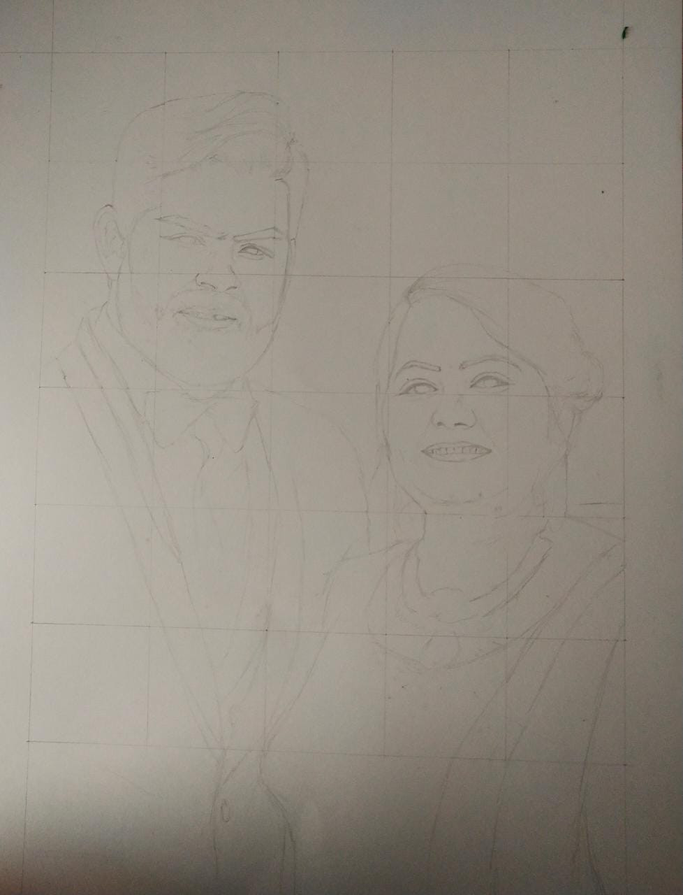 How to draw portraits beginner
