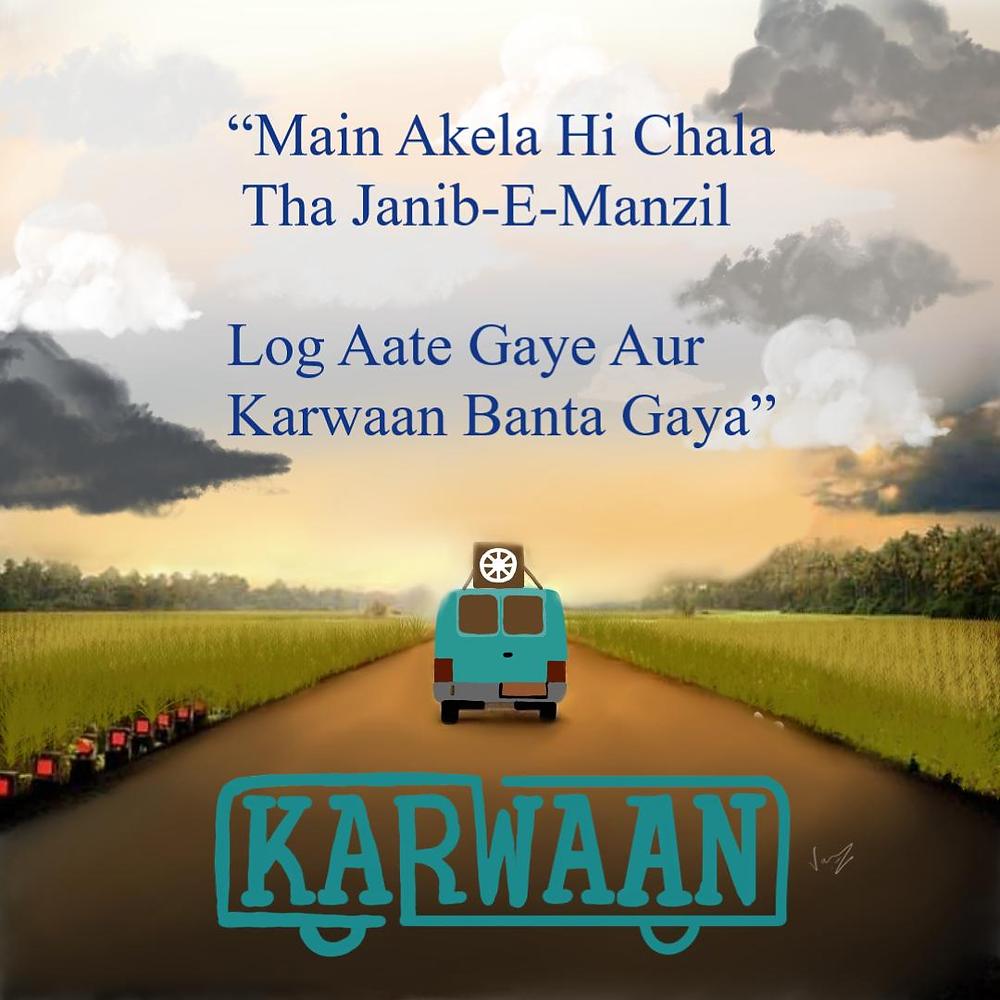 Karwaan movie
