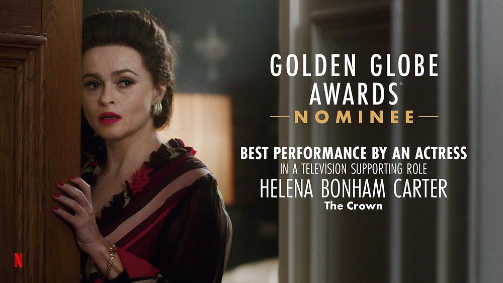Golden Globe Awards CROWN