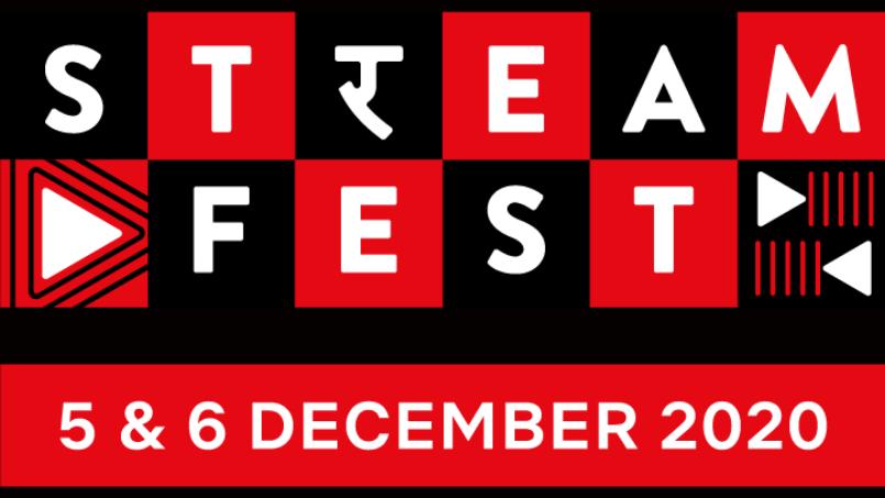 Netflix Streamfest 5-6 Dec