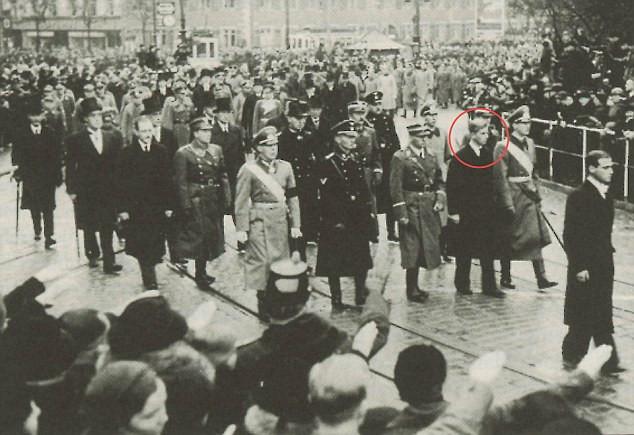 British Royals and the Nazis