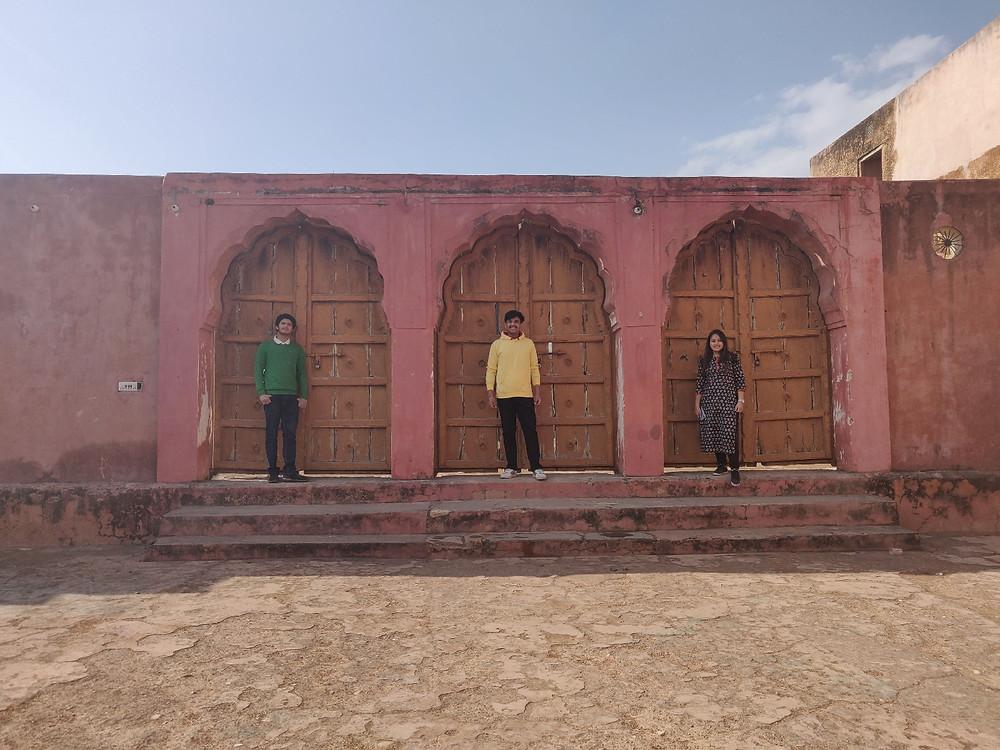 Things to do Jaipur rajasthan , jaigarh fort