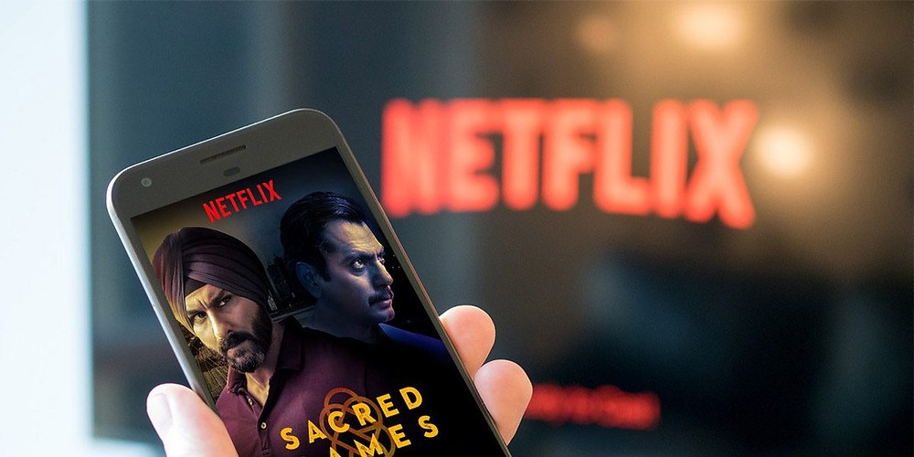 Netflix business / marketing strategy  in India