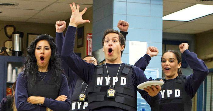 Brooklyn Nine Nine Netflix Streamfest