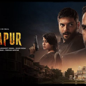 Supreme Court issues a notice to Amazon and 'Mirzapur' as the show tarnishes the image of UP!