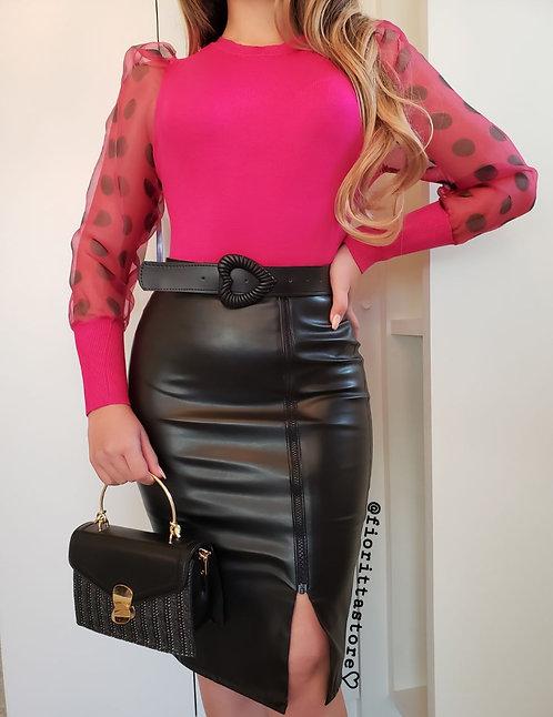 Blusa Lauren Pink .