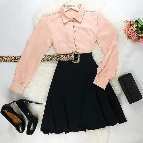 Camisa rose.