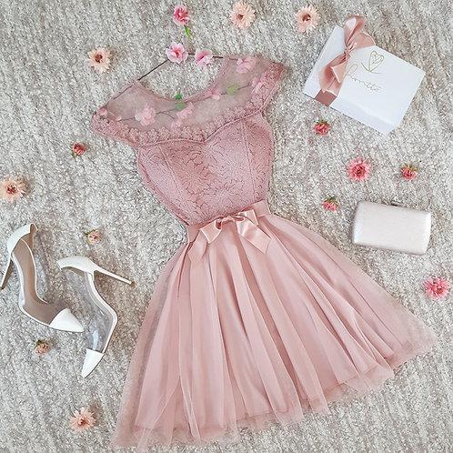 Vestido Ariela Rose