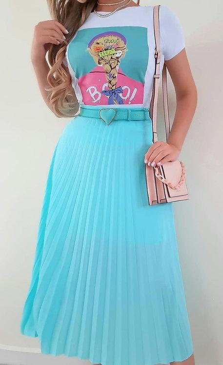 T-shirt Barbie.