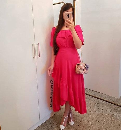 Conjunto rosa pink.