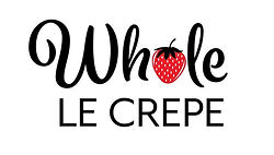 Whole Le Crepe Food Truck and Crepe Catering New York and Long ISland