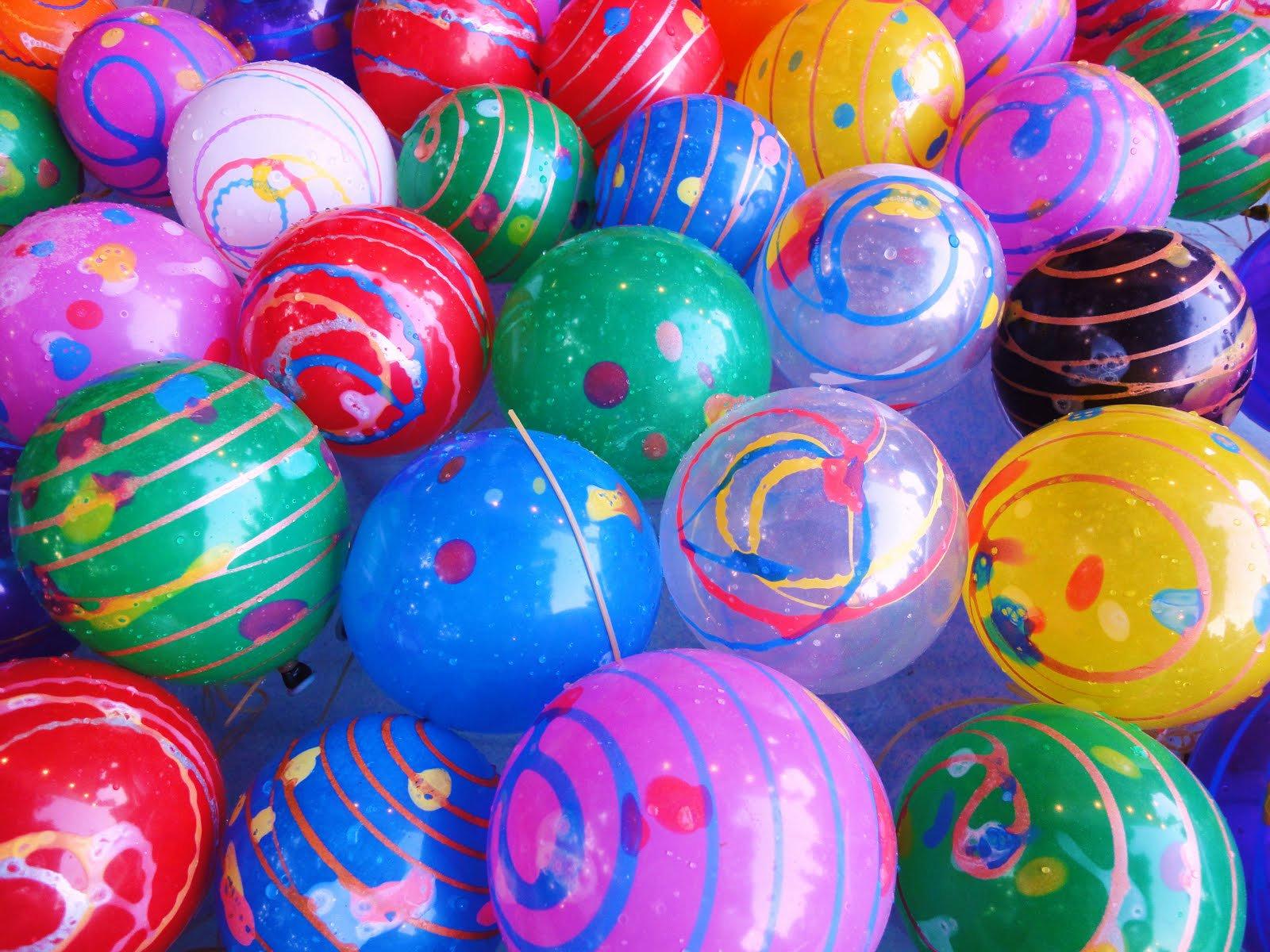 Yo Yo Water Balloons