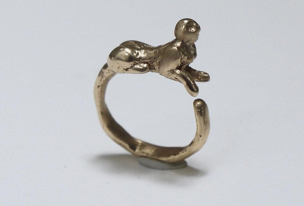 Sphinxy Ring