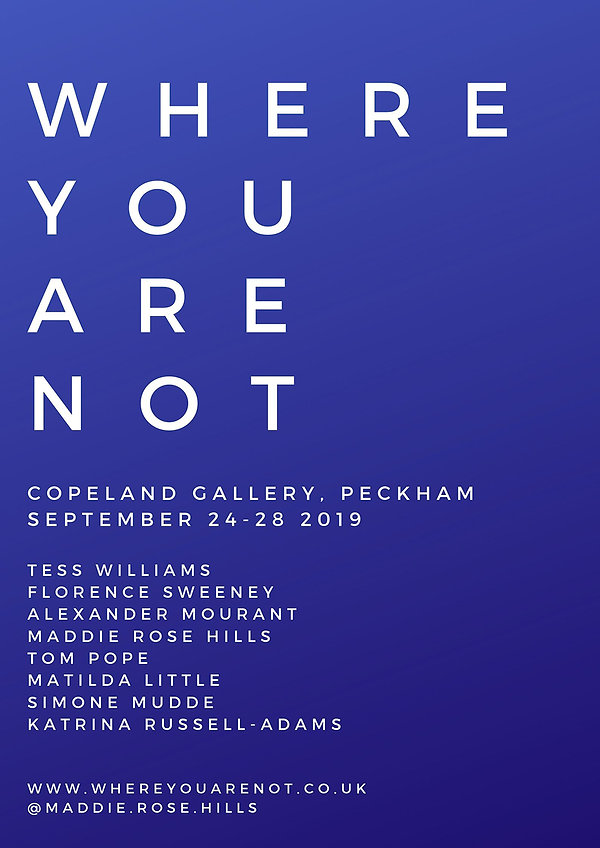 Exhibition Poster_ Where you are not.jpg
