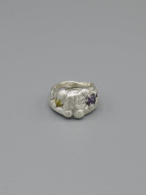 Gem Clinging Ring