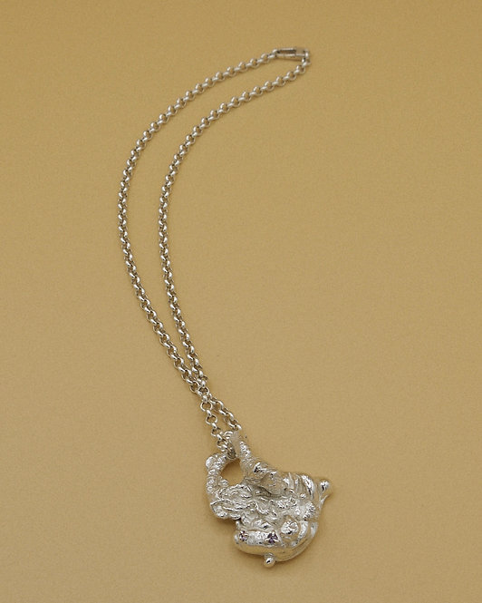 Heart of Chaos Necklace